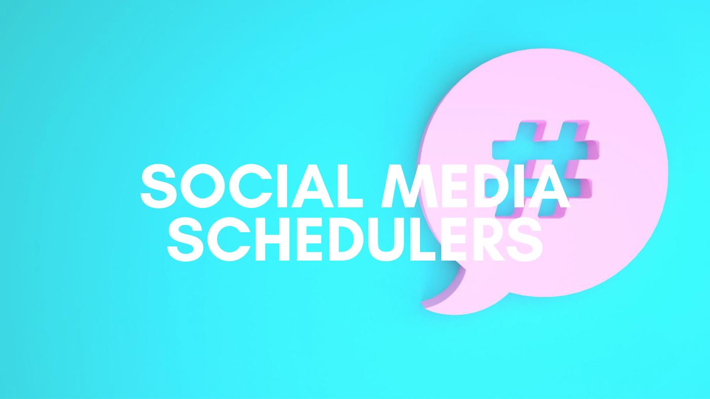 social media schedulers