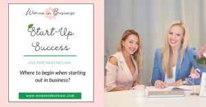 Where to begin when starting out in business