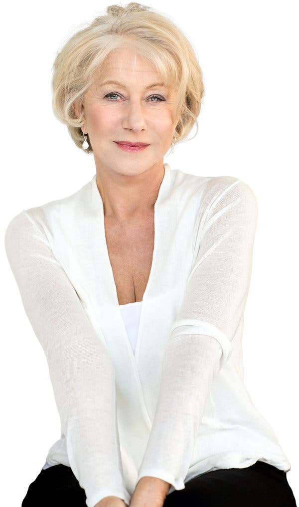Quiz Results Helen Mirren 2