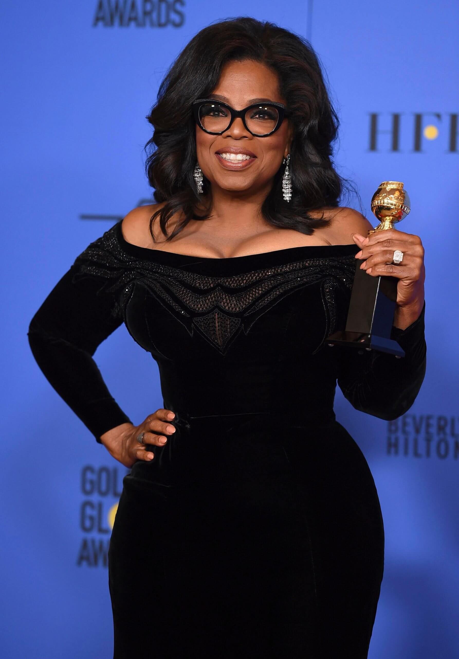 Quiz Results Oprah 2