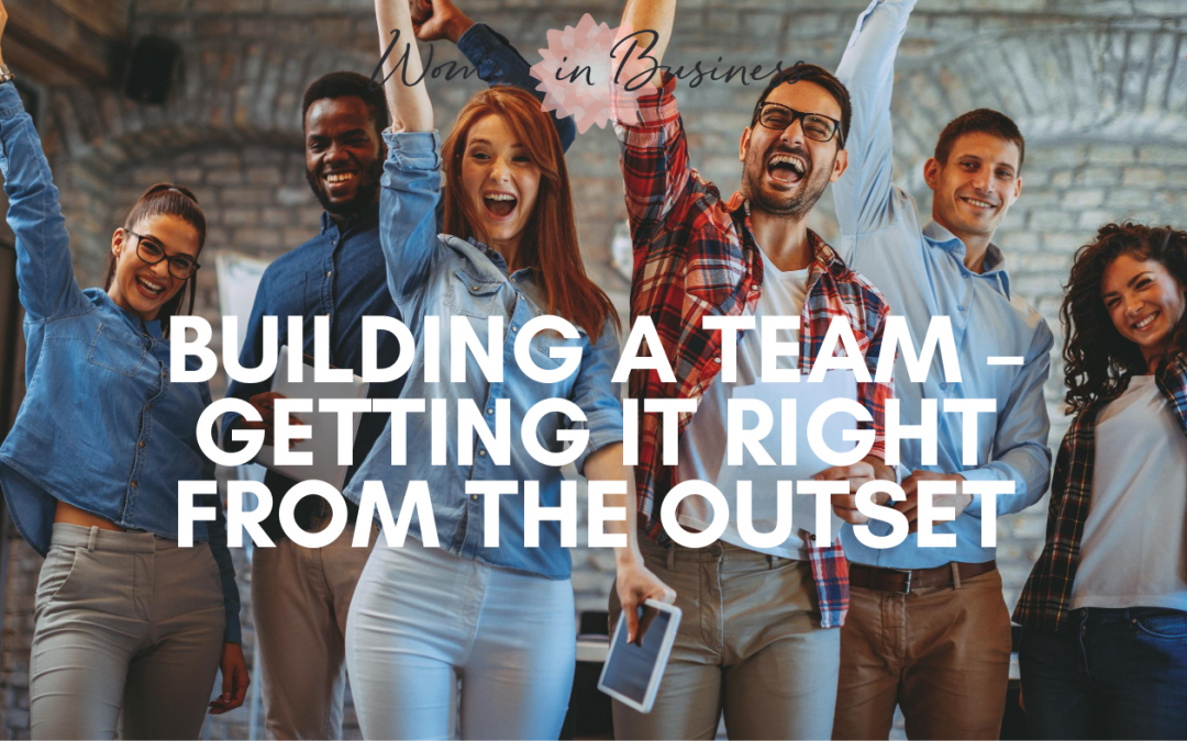 Effective Team Building Strategies – Getting It Right From The Outset