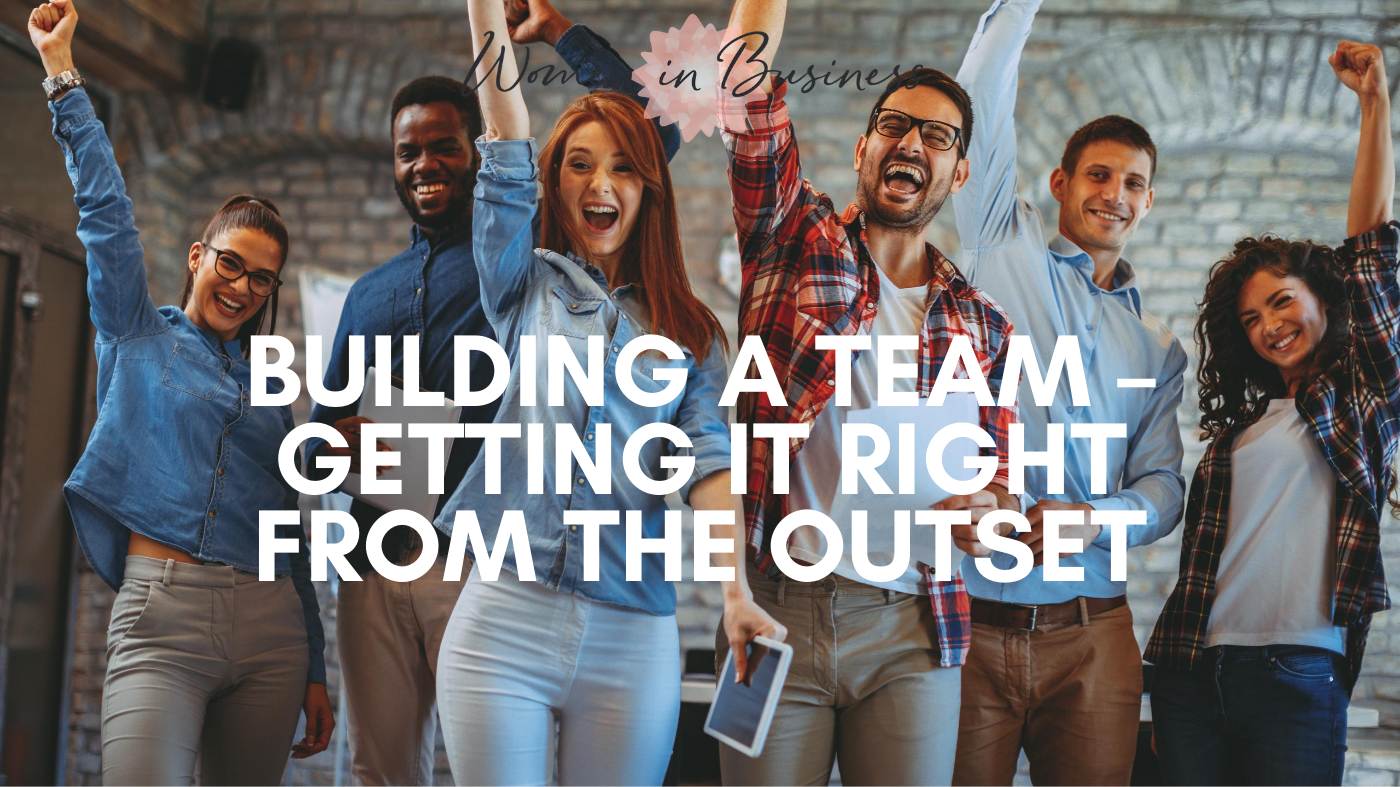 Building A Team in business