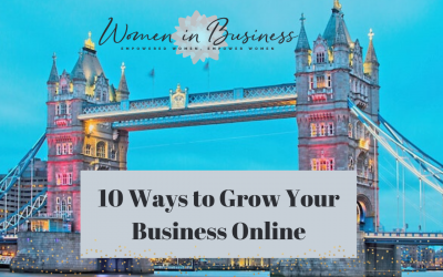 10 Proven Ways to Grow Your Business Online