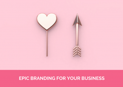 EPIC BRANDING FOR YOUR BUSINESS