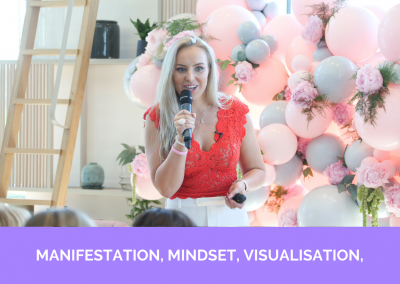 MANIFESTATION, MINDSET, VISUALISATION,