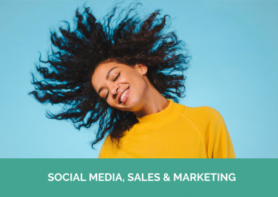 SOCIAL MEDIA, SALES & MARKETING