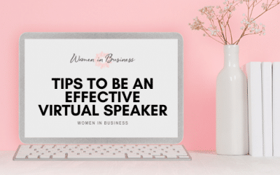 Effective Public Speaking: Top Tips to Be an Effective Virtual Speaker