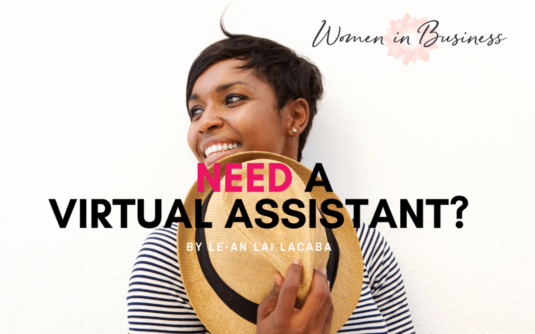 Do You Need A Virtual Assistant?