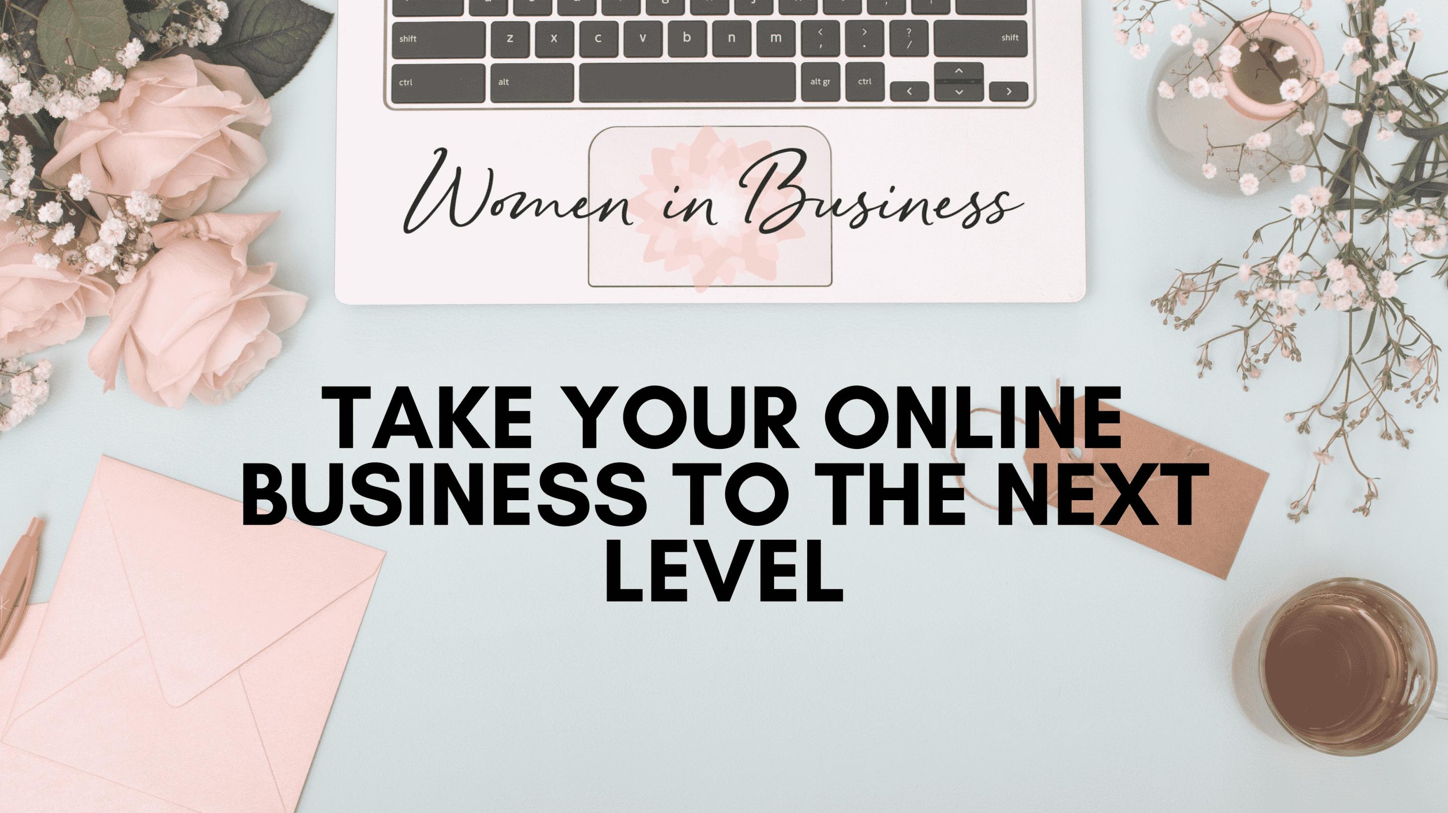 online business opportunities for women