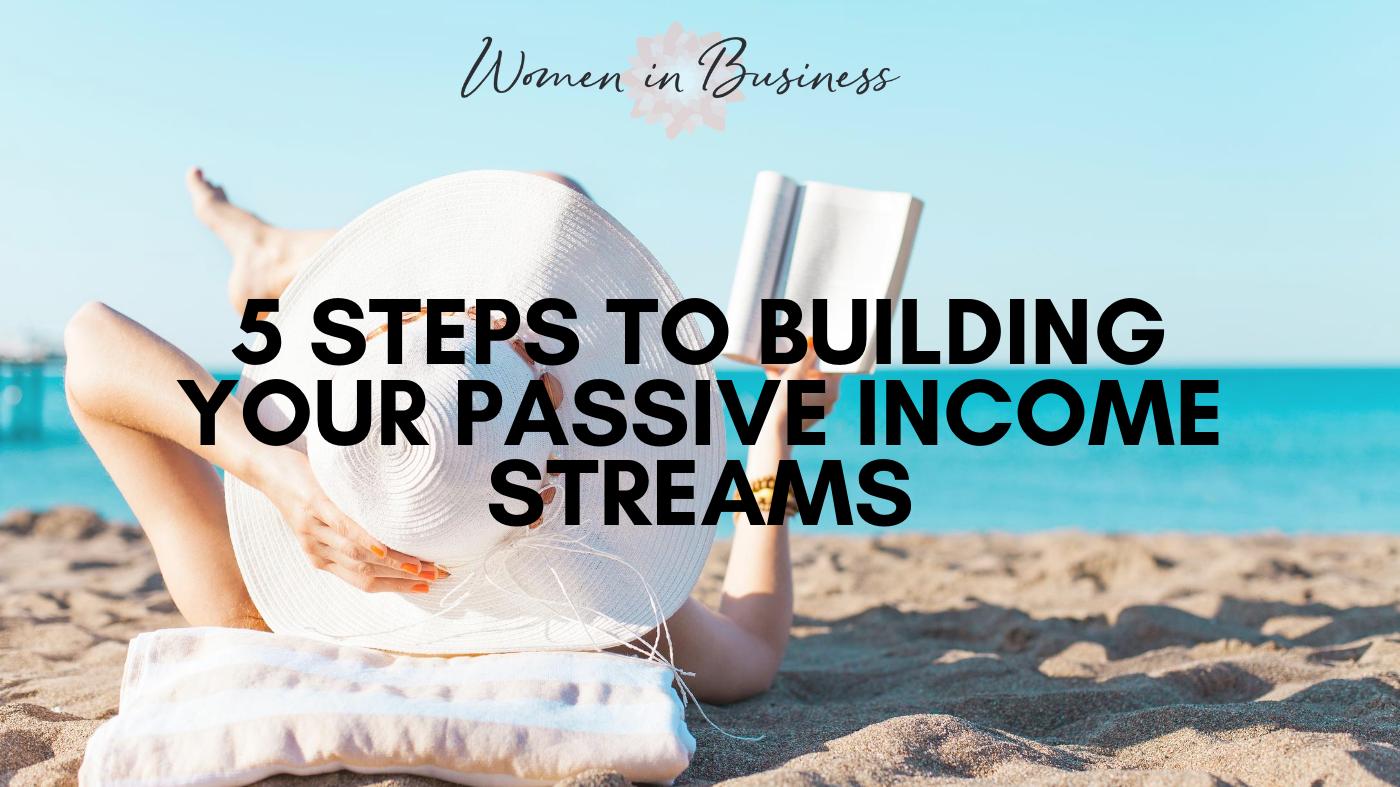 build passive income streams