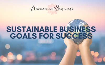 Sustainable Business Goals For Success
