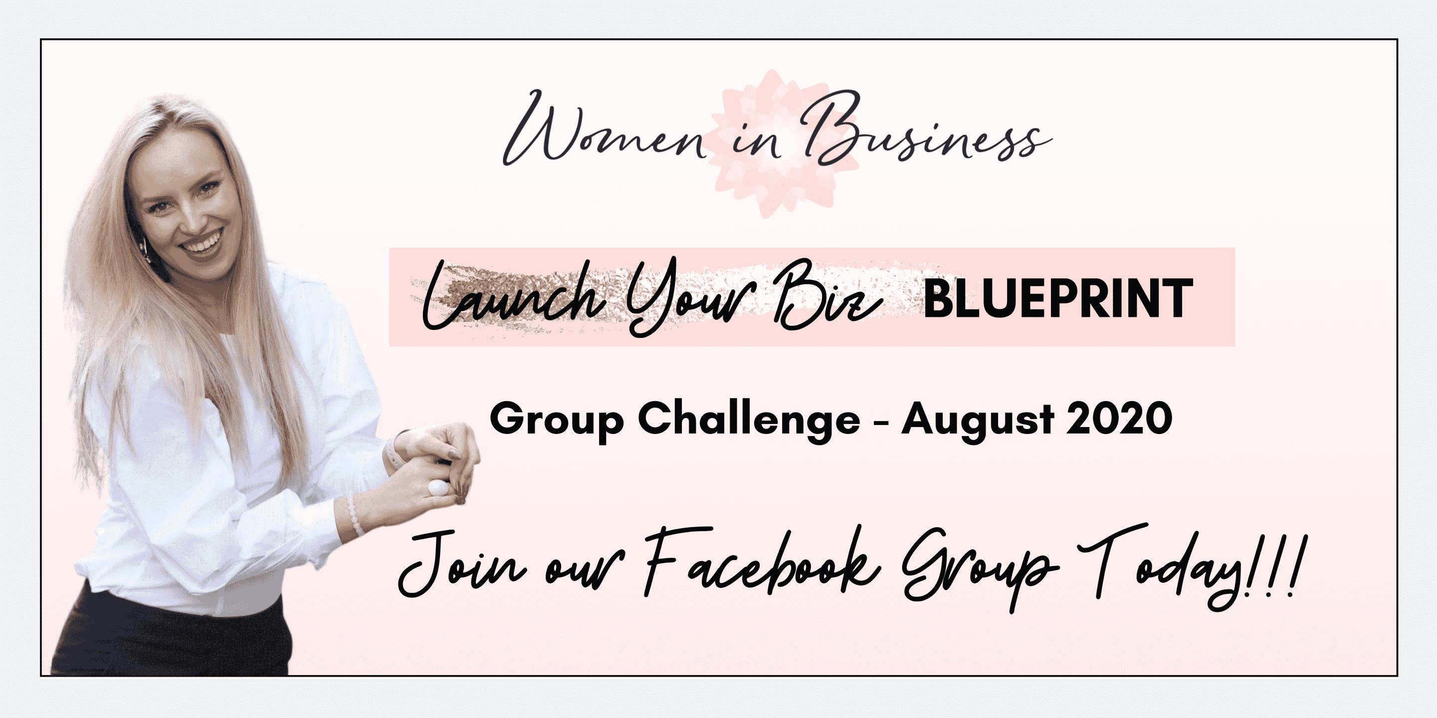 Launch Your Business Blueprint