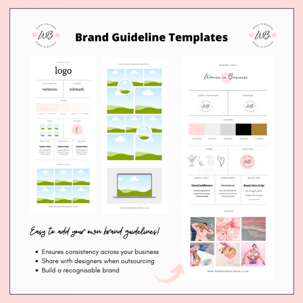 Brand Guidelines Template 2
