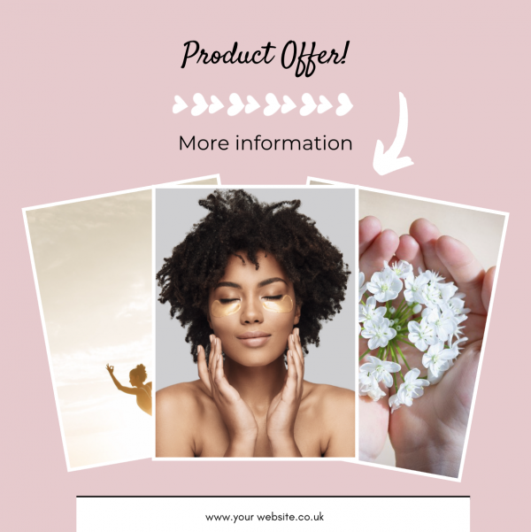 Social Media Templates for Business in Beauty 5
