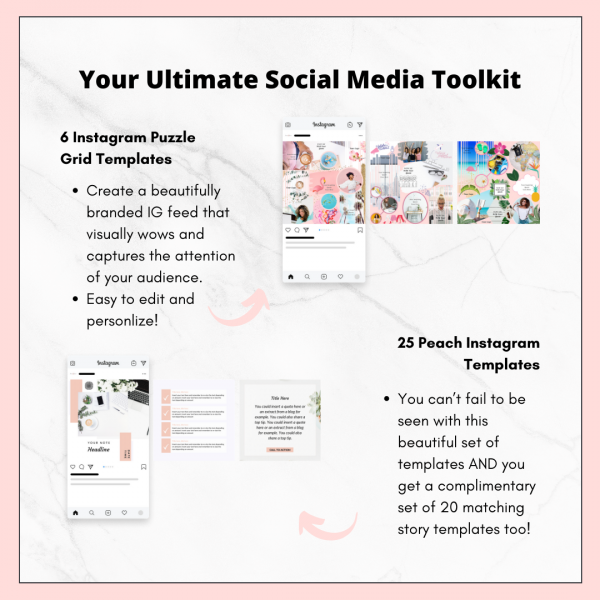 Social Media Toolkit bundle