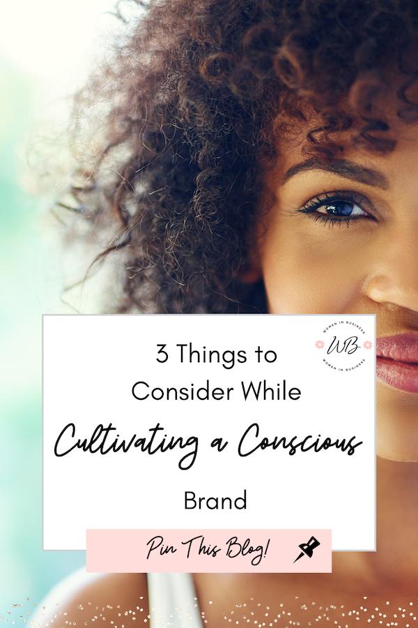 conscious brand