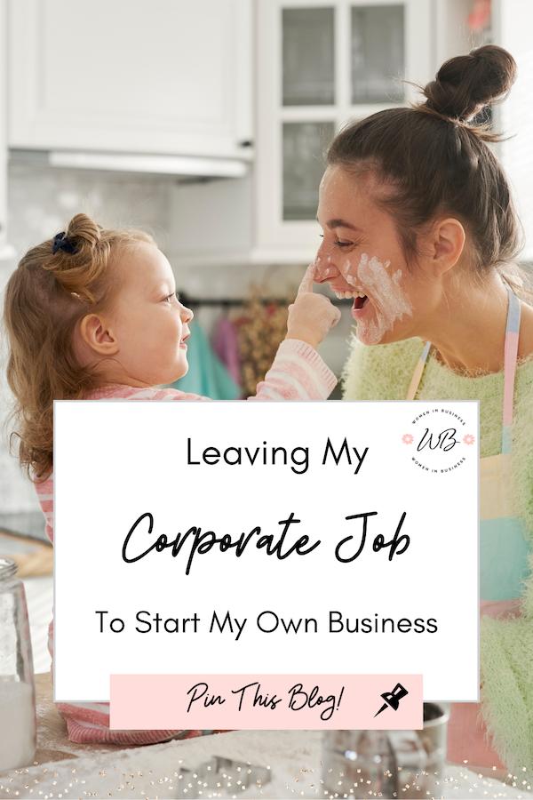 leaving corporate job11