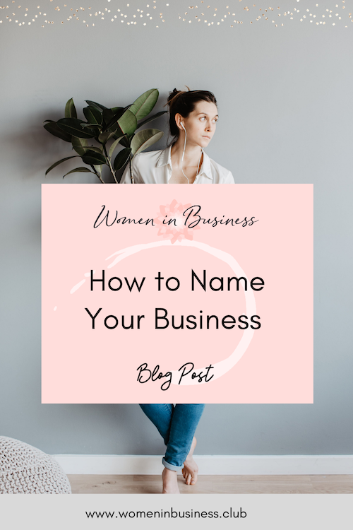 name your business