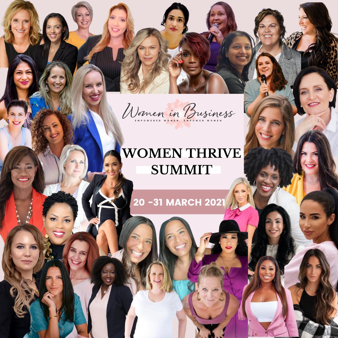 Women Thrive Summit Thank You 1