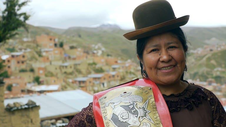 Carmen Rosa Bolivia