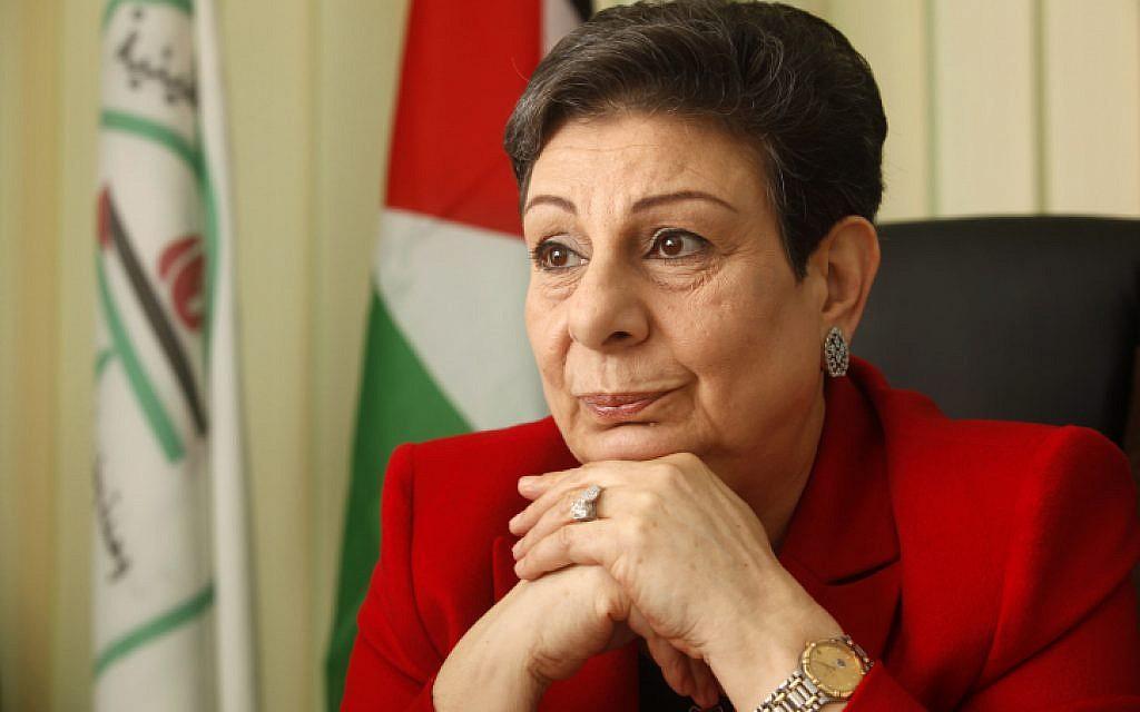 Hanan Ashrawi-Palestine