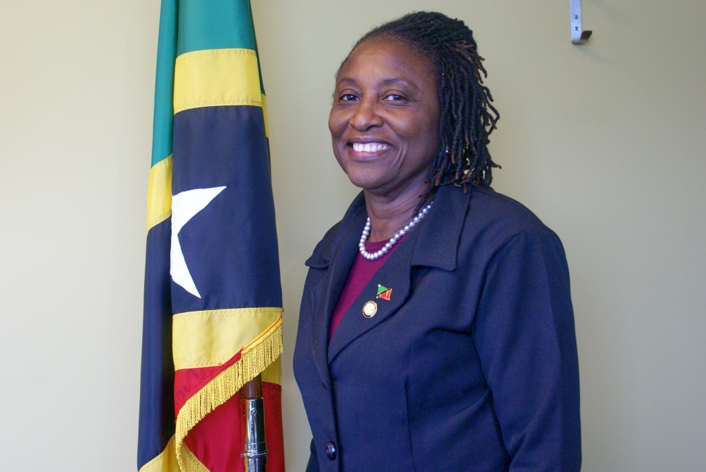 Her Excellency Dr. Thelma Phillip-Browne