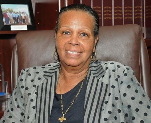 Justice Suzie d'Auvergne - Saint Lucia