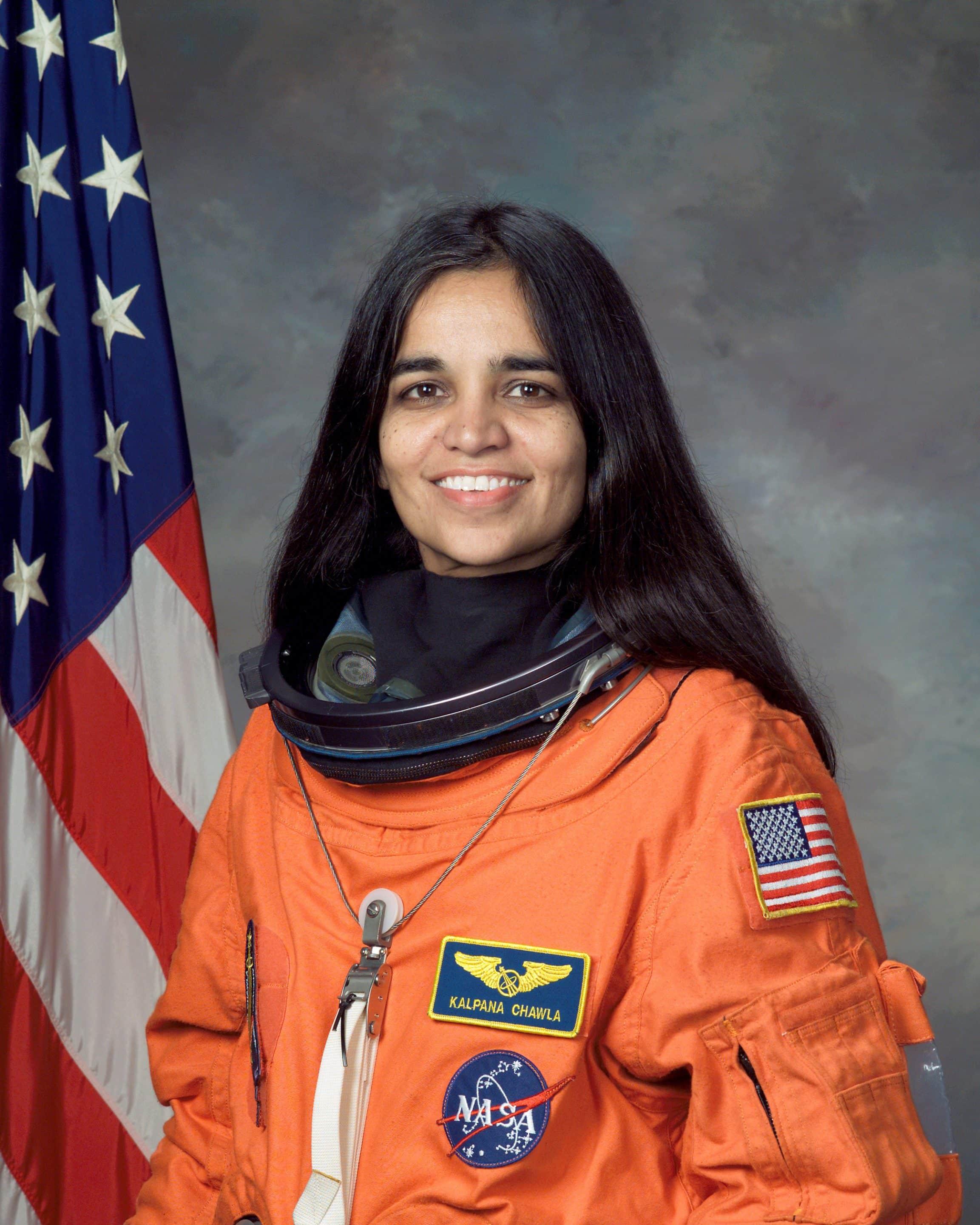 Kalpana Chawla- India