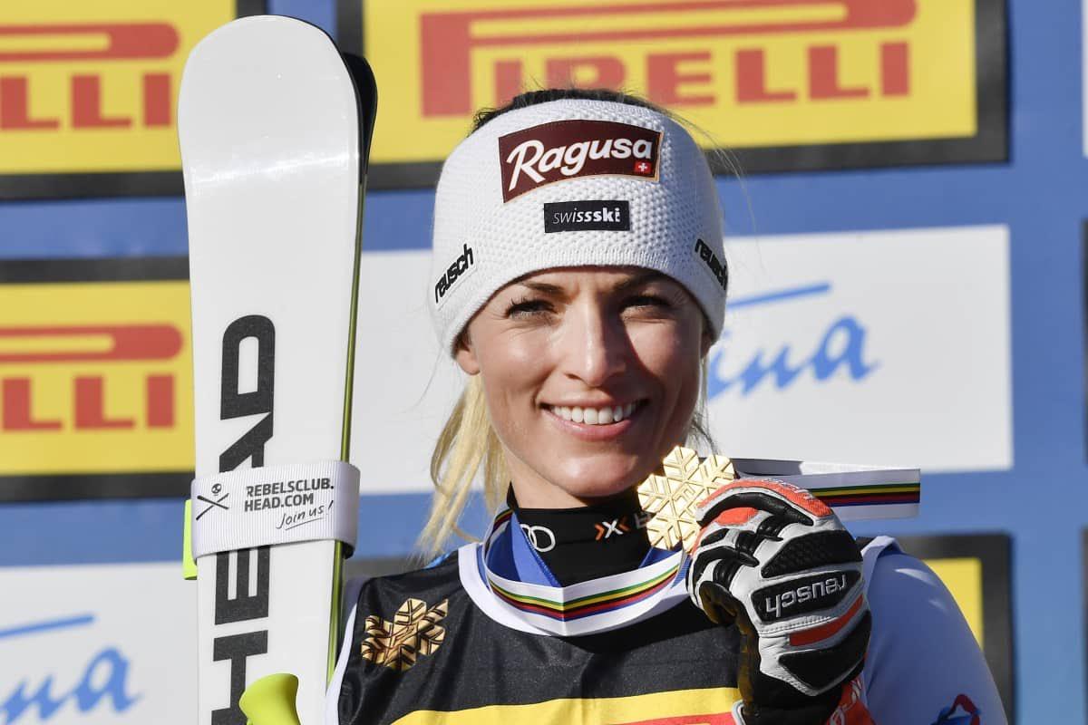 Lara Gut-Behrami-Switzerland