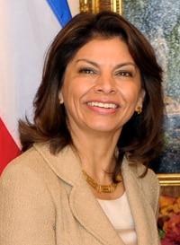 Laura Chinchilla-Costa Rica