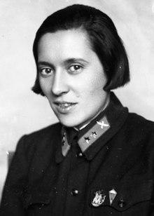Leyla Mammadbeyova