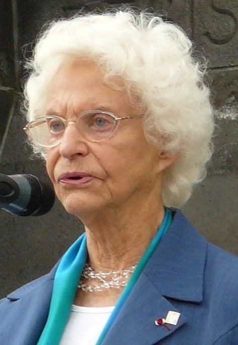 Marie-José Chombart de Lauwe- France