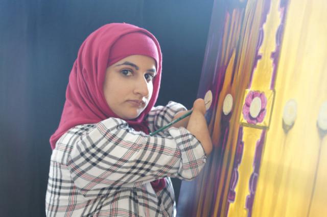 Safiya Al Bahlani- Oman