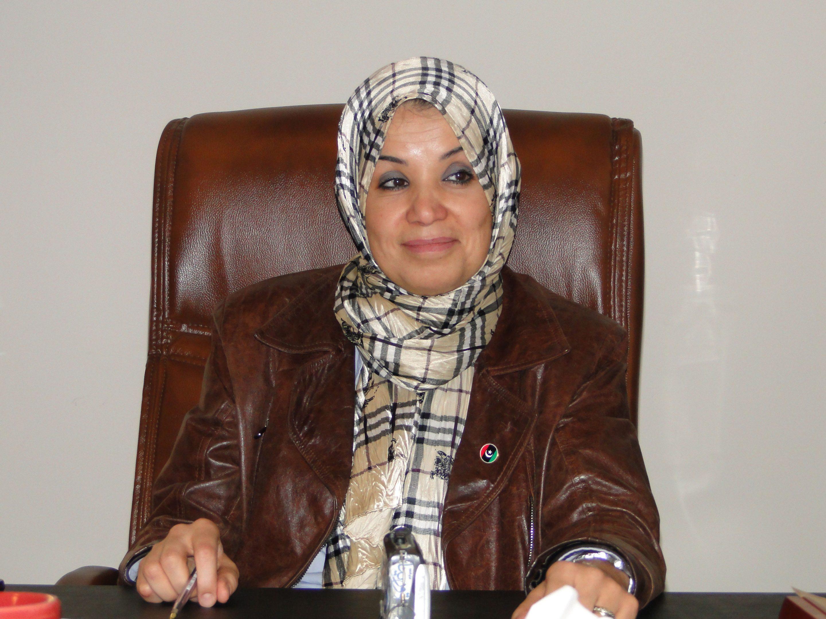 Salwa El-Deghali