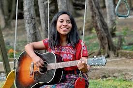 Sara Curruchich - Guatemala