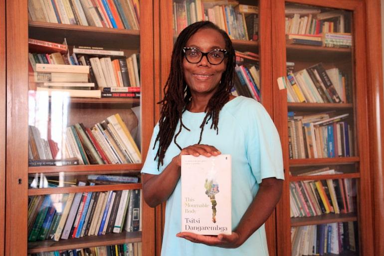 Tsitsi Dangarembga on her nomination for the Booker Prize