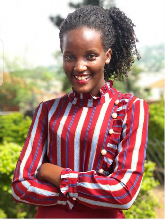 Vanessa Nakate-Uganda