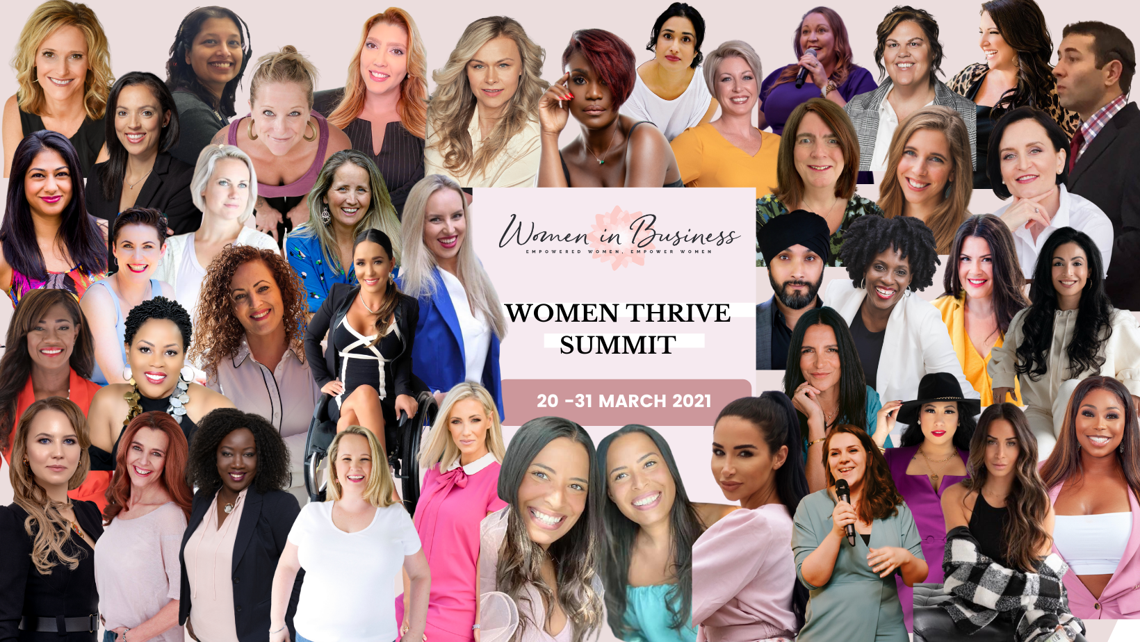 Women Thrive FB Cover
