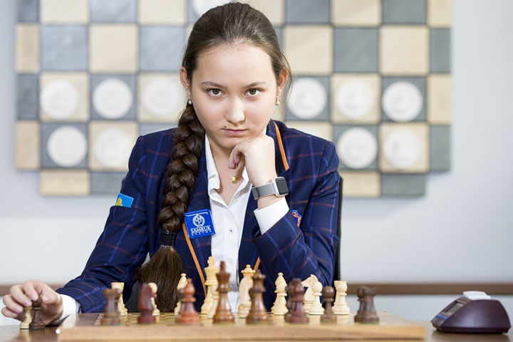 Zhansaya Abdumalik- Kazakhstan