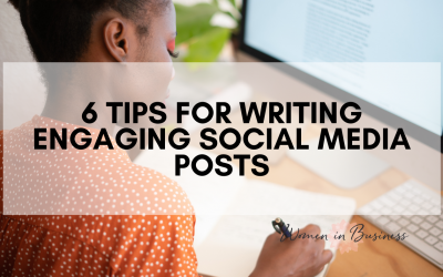 6 Tips for Writing Engaging Social Media Posts
