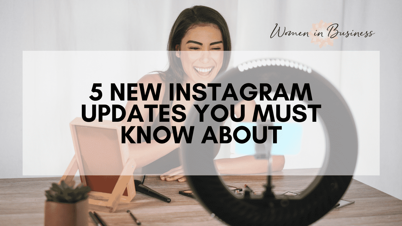 5 new instagram updates you must know about