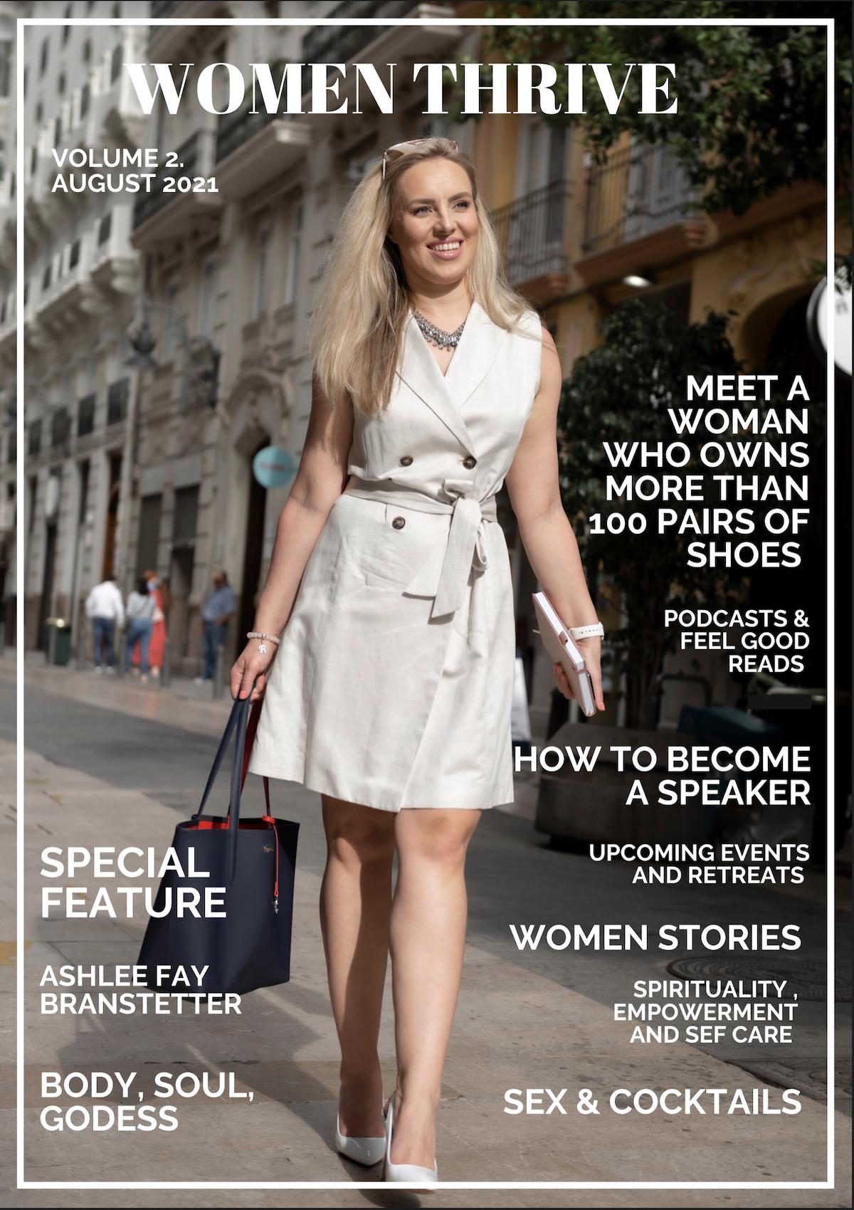Women Thrive Magazine Vol 2