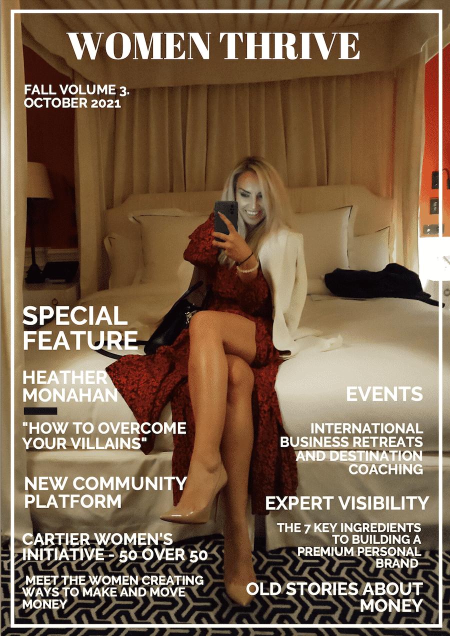 Women Thrive Magazine Vol 3